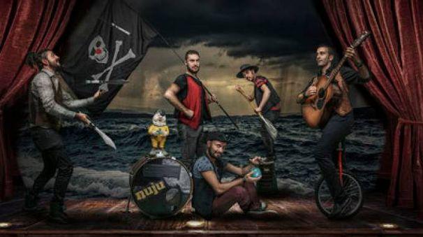 I Nuju, la band bolo-calabrese perennemente in tour