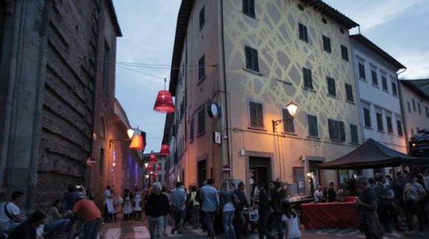 La Notte Nera in centro storico