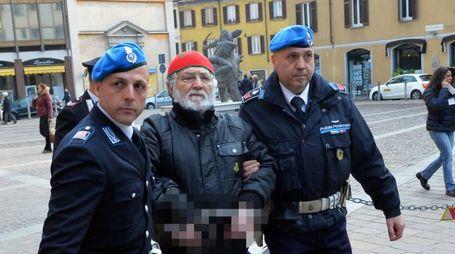 Giuseppe Piccolomo torna in tribunale