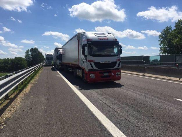 incidente in a13, autostrada chiusa e riaperta a ferrara - cronaca