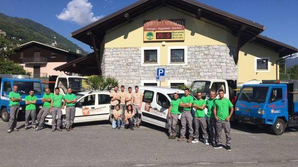 La Cooperativa di Montagna, Poggiridenti e Ponchiera