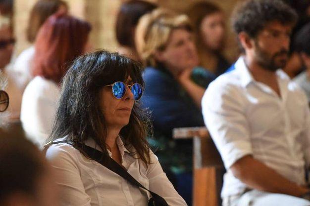 La moglie di Pinciaroli (foto De Marco)