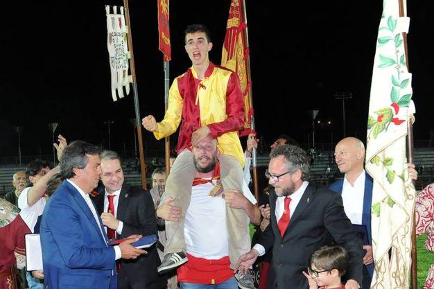 Provaccia 2017: vince Legnarello (Studiosally)