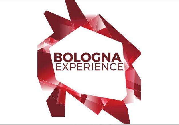 Lo logo di Bologna Experience: apre giovedì 1 giugno e chiude l'8 ottobre