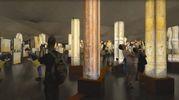 A Bologna anche le colonne dei portici hanno voce