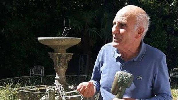 Il critico Carlo Pepi