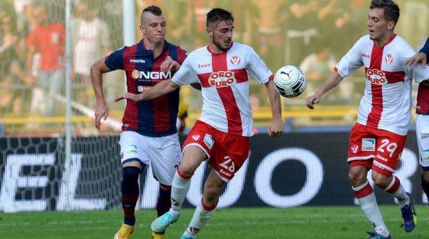 Leonardo Capezzi in azione