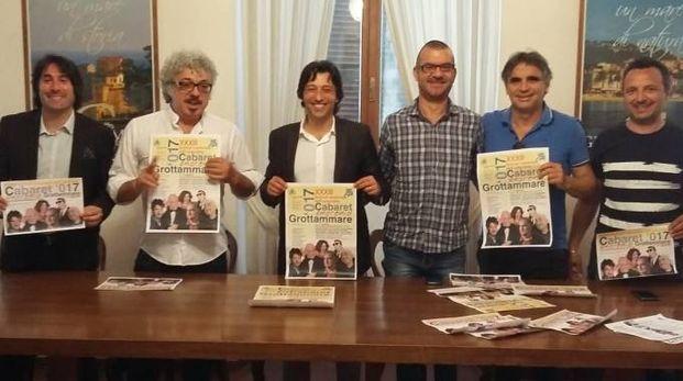 La presentazione dell'edizione 2017 di 'Cabaret Amore Mio'