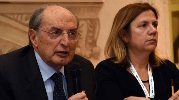 Roberto Pinza e Monica Fantini (foto Riccardo Fantini)