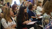 Un momento della presentazione alla stampa (foto Schicchi)