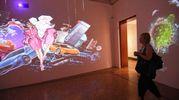 Esperienza multimediale (foto Schicchi)
