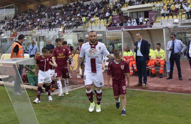 Livorno-Reggiana, le foto della partita (Novi)