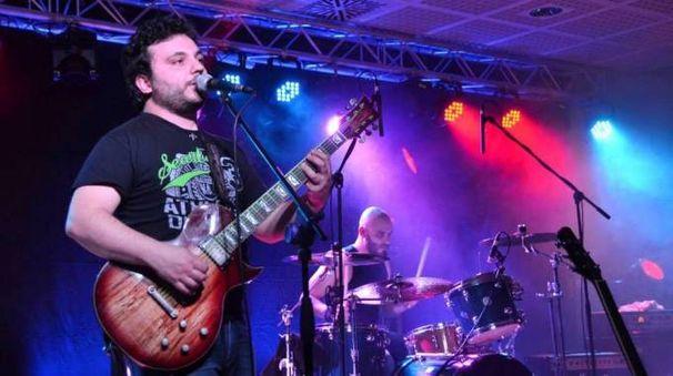 Desio, i Poottana Play For Money, tribute band dei Nirvana, al Parco Tittoni