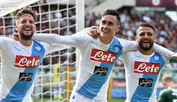 Image result for Jose Callejon and Lorenzo Insigne