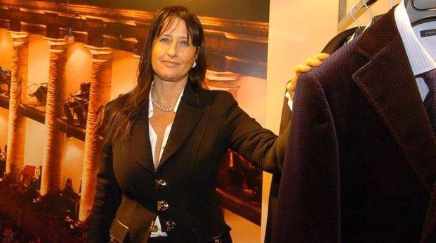 L'imprenditrice Fiorella Tombolini