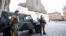 Sicurezza in Piazza Maggiore