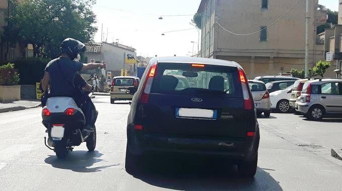 I controlli in borghese della polizia municipale