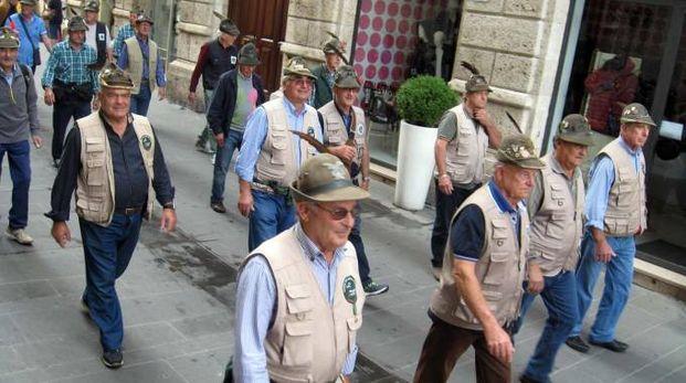 Alpini attesi a Bresso