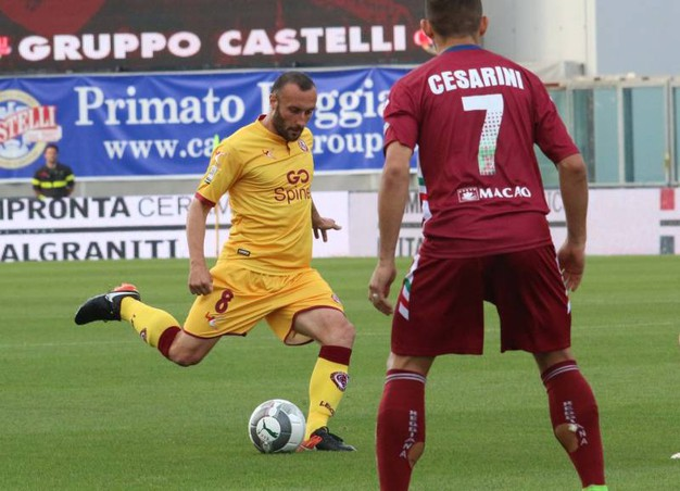 Playoff Lega Pro, Reggiana-Livorno (Lapresse)