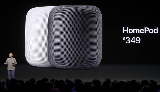 Apple presenta HomePod (Afp)