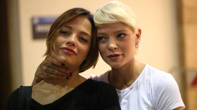 Grande Fratello Vip 3, tra i concorrenti Silvia e Giulia Provvedi (LaPresse)