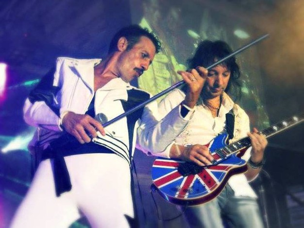 Desio, i MerQury Legacy, tribute band dei Queen