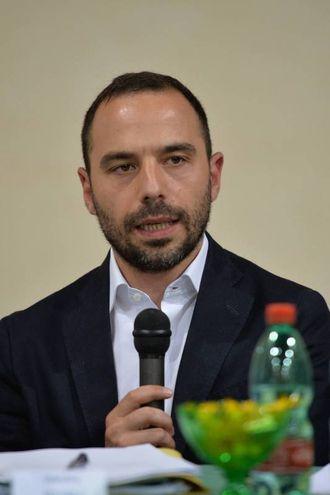 Samuele Bertinelli, centrosinistra