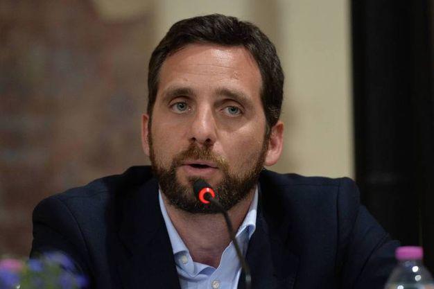 Alessandro Tomasi, centrodestra