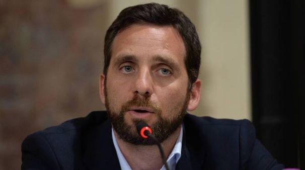 Il sindaco di Pistoia Alessandro Tomasi