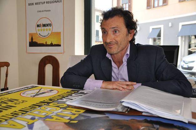 Nicola Maglione, Movimento 5 stelle