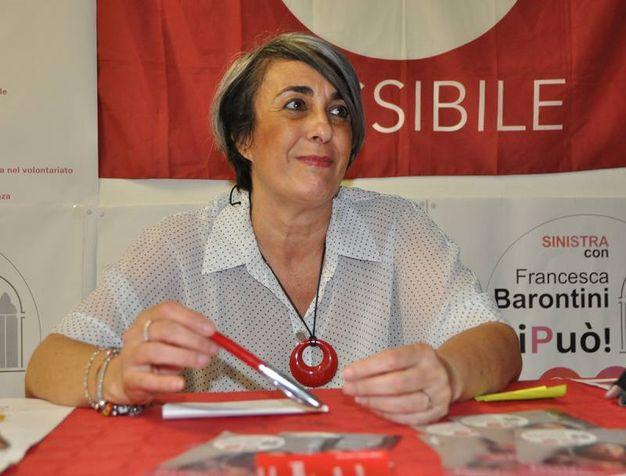 Francesca Barontini, 'Si può'