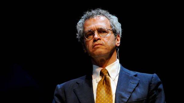 Il direttore del Tg di La7, Enrico Mentana