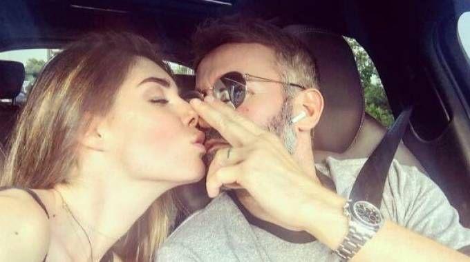Bianca Atzei e Max Biaggi (Foto Instagram)