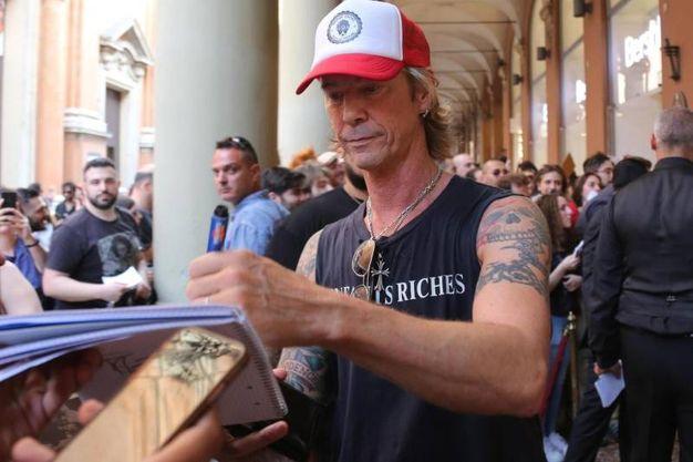 Duff McKagan (foto Ansa)