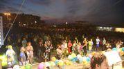 Il pubblico della Notte del liscio di Gatteo Mare (foto Ravaglia)