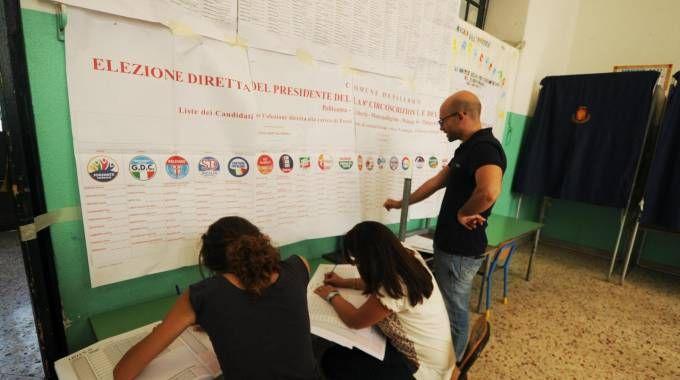 Elezioni comunali 2017  (Ansa)