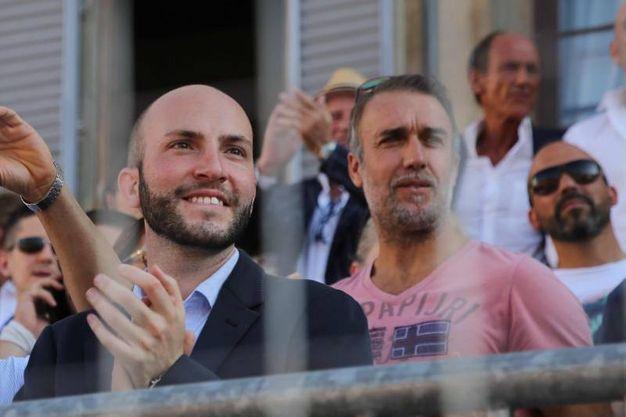 Batistuta (Marco Mori / New Press Photo)
