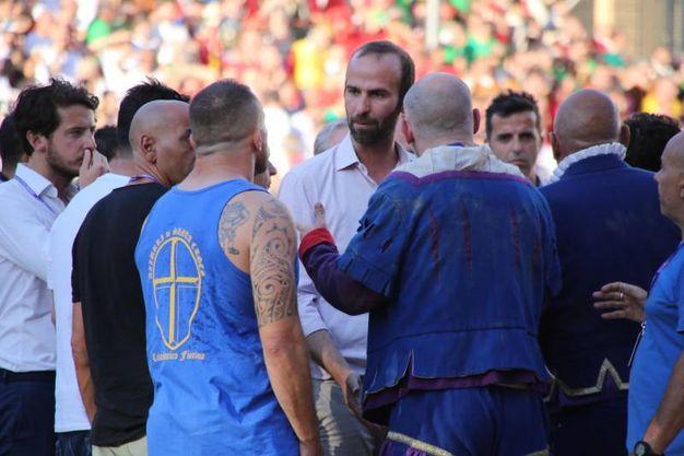Vannucci (Marco Mori / New Press Photo)