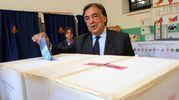 Palermo, Leoluca Orlando, sindaco uscente e candidato (Ansa)