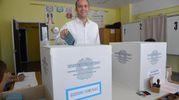 Genova, Luca Pirondini, candidato sindaco per il Movimento 5 Stelle (Ansa)