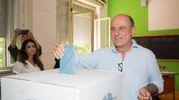 Parma, il sindaco Paolo Scarpa (Lapresse)