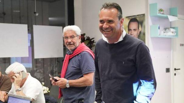 Nicola Loira, riconfermato sindaco di Porto San Giorgio (foto Zeppilli)