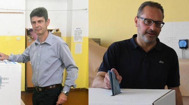De Pasquale e Zanetti al ballottaggio a Carrara