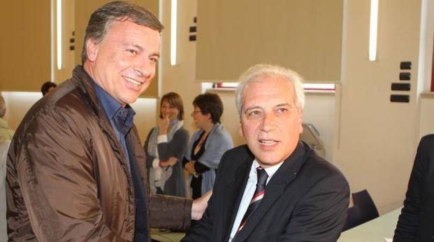 Dario Allevi e Roberto Scanagatti