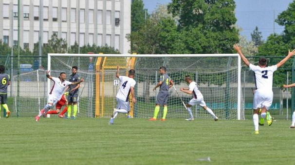 Una partita del Delta Rovigo (foto Donzelli)
