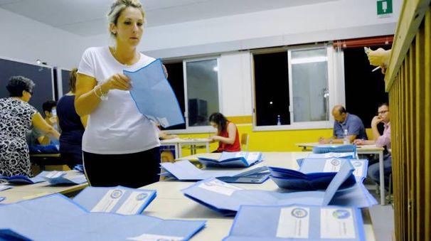 Spoglio elettorale (Spf)