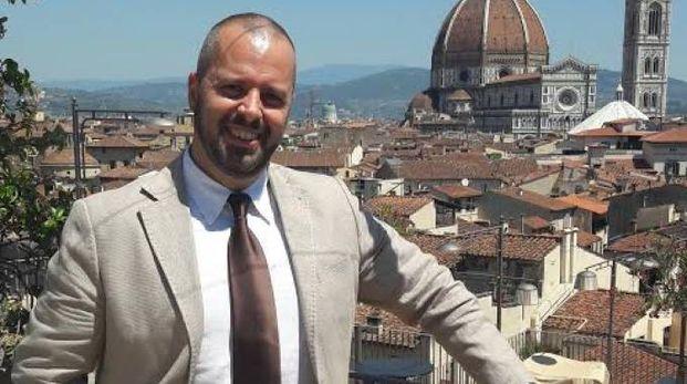 Renzo Masini, director of sales e marketing del Grand Hotel Baglioni