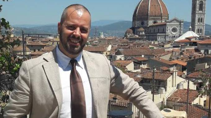 Renzo Masini, director of sales e marketing del Grand Hotel Baglioni