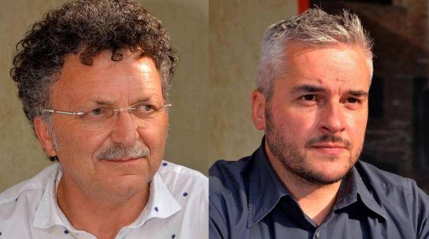 Giovanni Balducci e Gabriele Santarelli