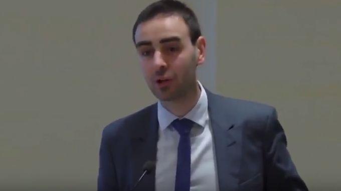 Marco Valbruzzi, ricercatore dell'Istituto Cattaneo